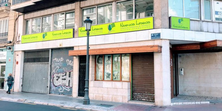 Oficina Vvda GV Marques del Turia Financis